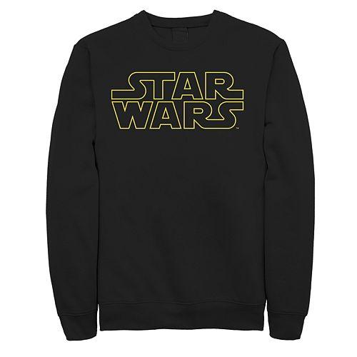 Men's Star Wars Logo Sweaatshirt