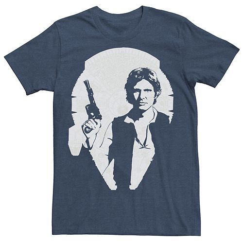 Men's Star Wars Han Solo Tee