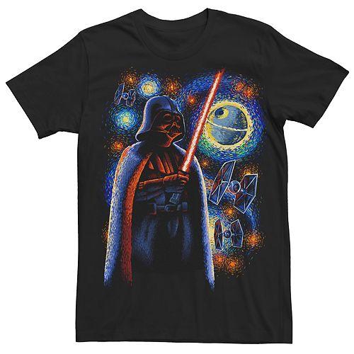 Men's Star Wars Darth Vader Artsy Portrait Tee