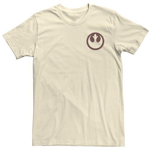 Men's Star Wars Rebels Chest Tee