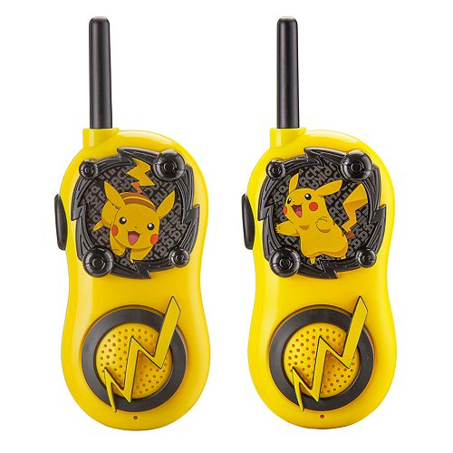 Pokémon Long Range Walkie Talkies