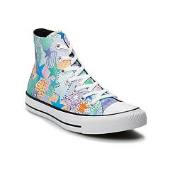 603fcea32b76 Women s Converse Chuck Taylor All Star Mosaic High Top Shoes
