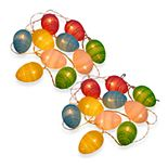 National Tree Company Battery Operated Easter Egg Light String (2-Pack)