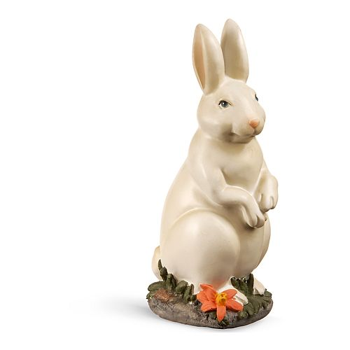 National Tree Company Standing Bunny Table Decor