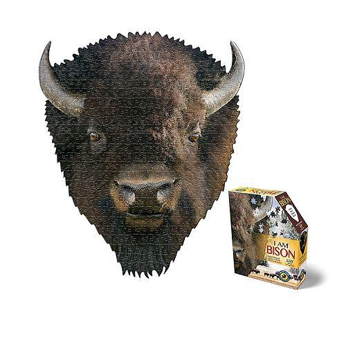 Madd Capp Puzzle - I Am Bison 550 Piece Puzzle