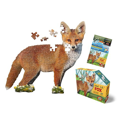 Madd Capp Puzzle - I Am Fox 550 Jigsaw Puzzle