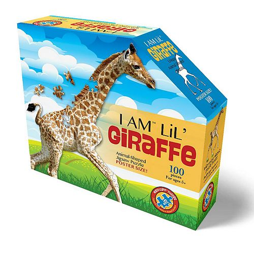 Madd Capp Puzzle I Am Giraffe 100 Piece Puzzle