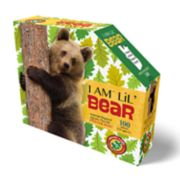 Madd Capp Puzzle Jr. - I Am Bear 100 Piece Puzzle