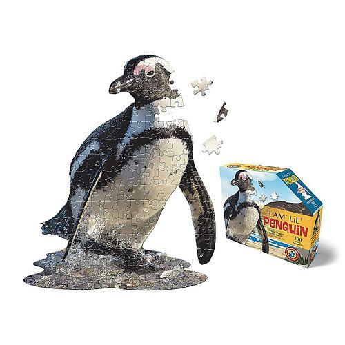 Madd Capp Puzzle Jr. - I Am Penguin 100 Piece Puzzle