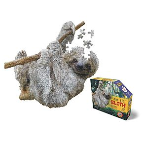Madd Capp Puzzle - I Am Sloth 100 Piece Puzzle