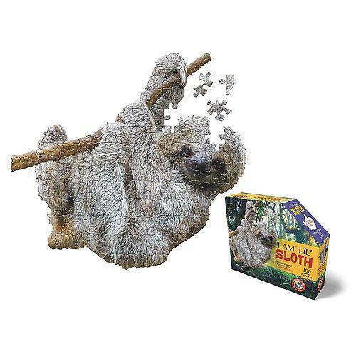 Madd Capp Puzzle - I Am Sloth 100 Piece Puzzle