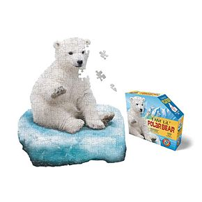 Madd Capp Puzzle - I Am Polar Bear 100 Piece Puzzle