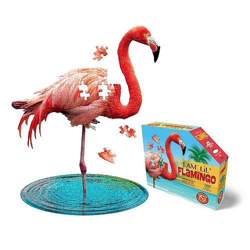Madd Capp Puzzle - I Am Flamingo 100 Piece Puzzle