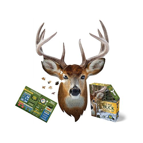 Madd Capp Puzzles - I Am Buck 550 Piece Puzzle