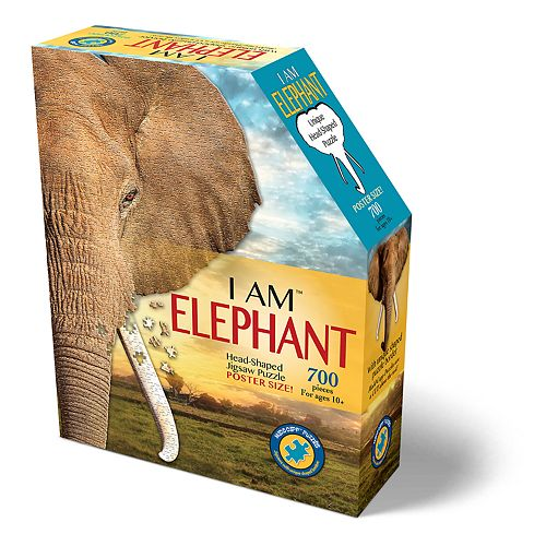 Madd Capp Puzzles - I Am Elephant 550 Piece Puzzle