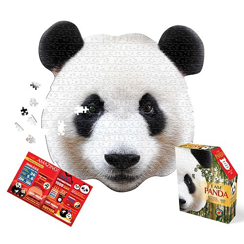 Madd Capp Puzzles - I Am Panda 550 Piece Puzzle