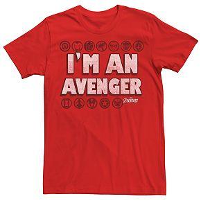Men's Avengers Infinity War I'm An Avenger Tee