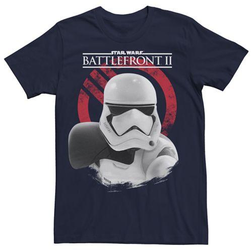 Men's Star Wars Battlefront II Inferno Squadron Trooper Tee
