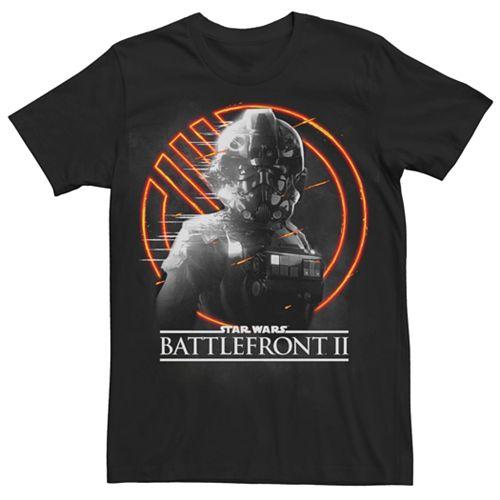 Men's Battlefront II Inferno Fire Tee