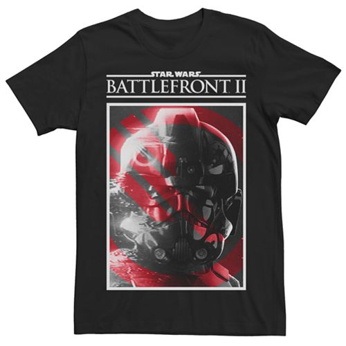 Mens Star Wars Battlefront II Inferno Squad Tee
