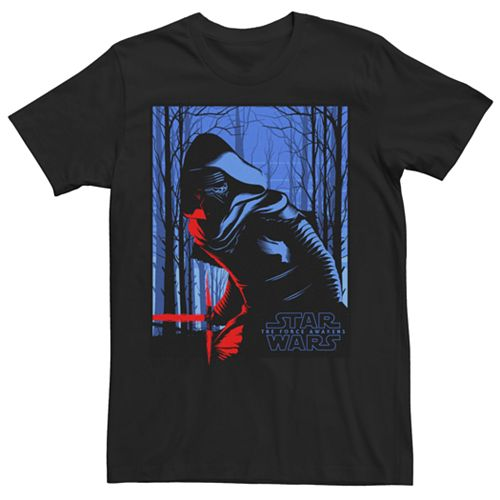 Men's Star Wars Kylo Ren Forest Tee