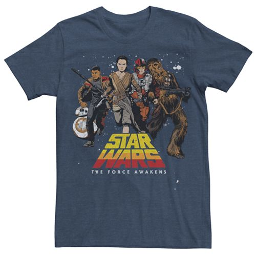 Men's Star Wars The Force Awakens Tee
