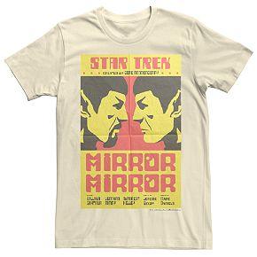 Men's Star Trek: TheOriginal Series Mirror Mirror Tee