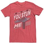 Men's Star Trek: The Original Series You Stun Me Tee