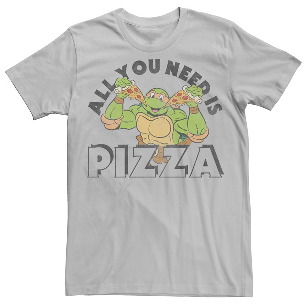 Men's Teenage Mutant Ninja Turtles Pizza Tee