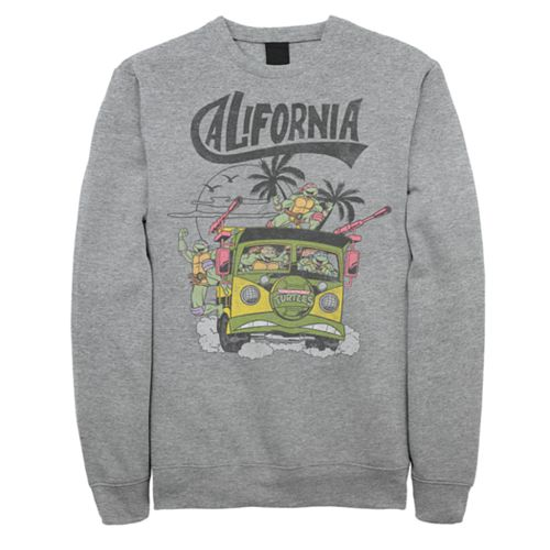 Men's Teenage Mutant Ninja Turtles Road Trip Sweatshirt