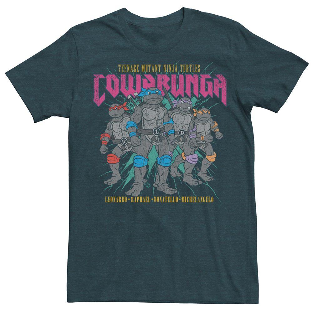 Men's  Teenage Mutant Ninja Turtles Cowabunga Group Tee