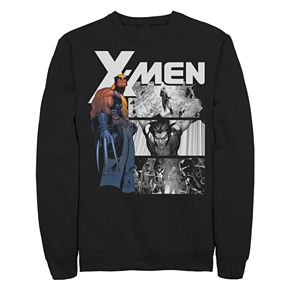 Juniors' Marvel Classic X-Men Legendary Wolverine Sweatshirt