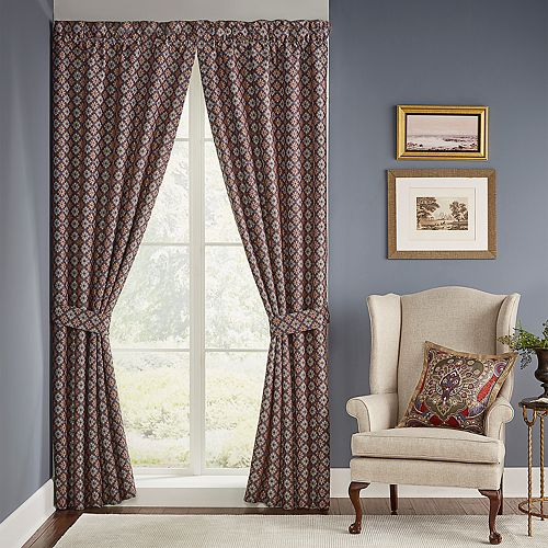 Croscill 2-pack Margaux Window Curtains