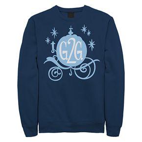 Juniors' Disney's Wreck It Ralph 2 Cinderella G2G Crewneck Sweatshirt