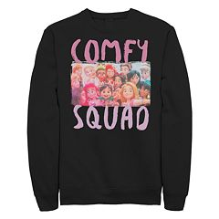 Juniors' Disney 'Comfy Squad' Fleece