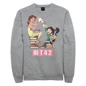 Juniors' Disney Wreck It Ralph 2 Belle Fleece