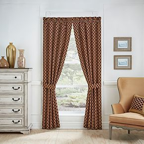 Croscill 2-pack Gianna Window Curtains