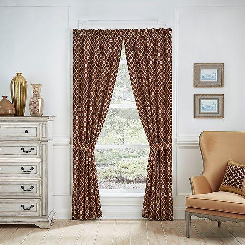 Croscill 2-pack Gianna Window Curtains