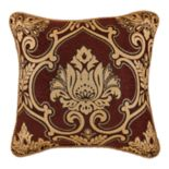 Croscill Gianna Square Throw Pillow