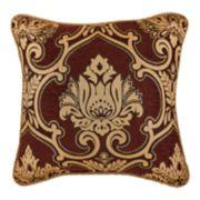 Croscill Gianna Square Throw Pillow