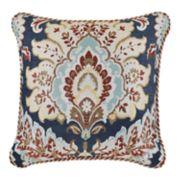 Croscill Finnegan Square Throw Pillow