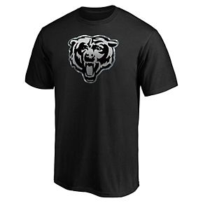 Men's Chicago Bears Travel Squad Crewneck Short Sleeve Tee