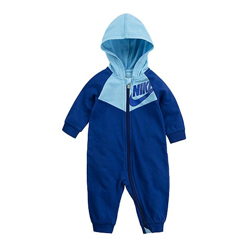 Baby Boy Nike Hooded Coverall