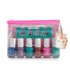 Simple Pleasures Unicorn 6-Piece Nail Polish Set