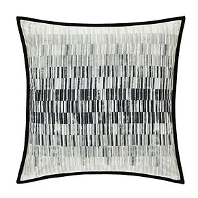 37 West Fulton Square Throw Pillow