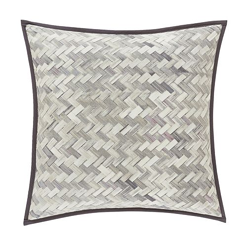 37 West Haven Square Throw Pillow
