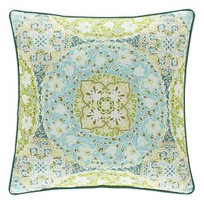 37 West Ava Square Throw Pillow