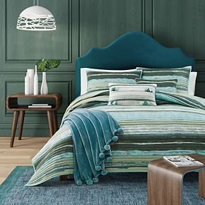 37 West Cameron Forest Coverlet