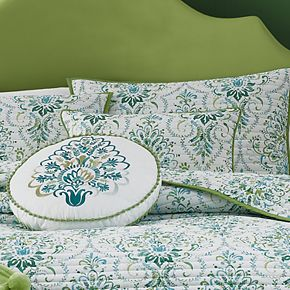 37 West Kinsley Quilted Boudoir Pillow