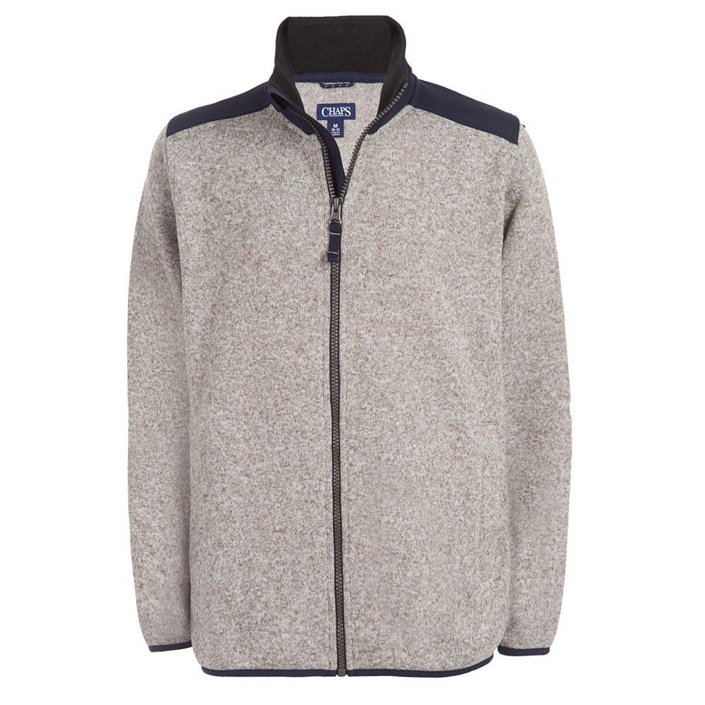 Boys 4-20 Chaps Fleece Jacket